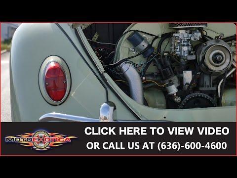 1966 Volkswagen Beetle || For Sale