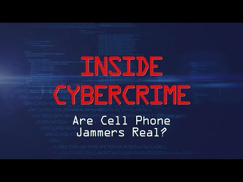 Inside Cybercrime: Are Cell Phone Jammers Real?