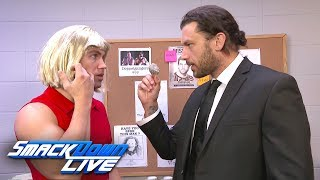 "Breezango return to ""Fashion Peaks"" for one last investigation: SmackDown LIVE, Aug. 15, 2017"