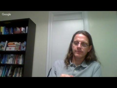 Ryan Cragun, University professor, author and Atheist.