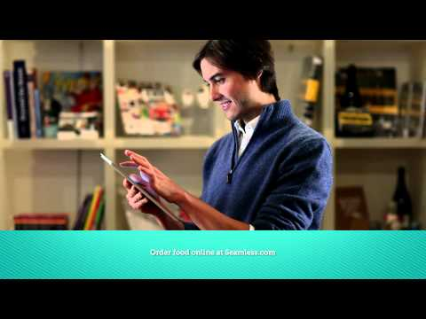 Seamless.com TV Commercial   Order Food Delivery Online