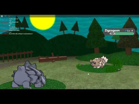 ROBLOX Pokemon Brick Bronze Ep. 11 Farming for Squirtle