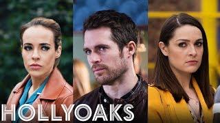 Hollyoaks: Standing Up To A Predator