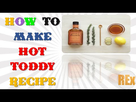 Hot Toddy Recipe | How to Make Hot Toddy Recipe Easy Latest Method by Recipes Expert