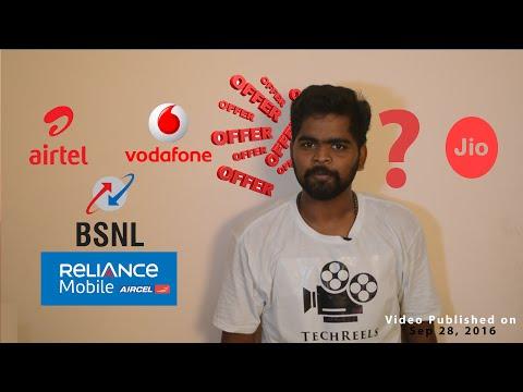[Tamil] TechReels - Jio call dropouts? Airtel, Vodafone, BSNL offer offer [தமிழ்]