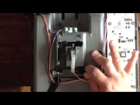 LG Refrigerator Ice Dispenser Microswitch Replacement