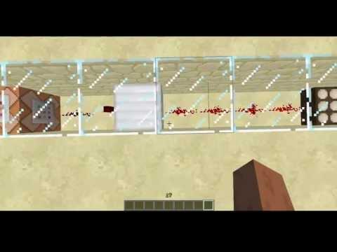 Minecraft Tutorial - Auto Day Light Sensor - Freak. :D