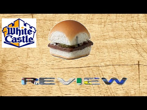 Microwavable White Castle Cheeseburgers