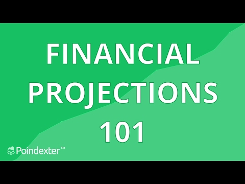 How to Create Financial Projections with Poindexter