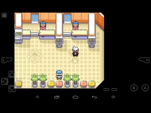 How to trade pokemon on a emulator(Pokemon emerald)