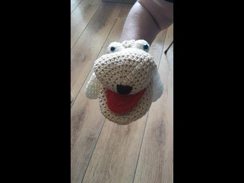 Hand Doll - Crochet - Tutorial - English