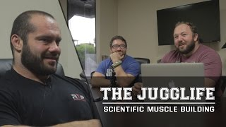 The JuggLife   Scientific Muscle Building   JTSstrength.com