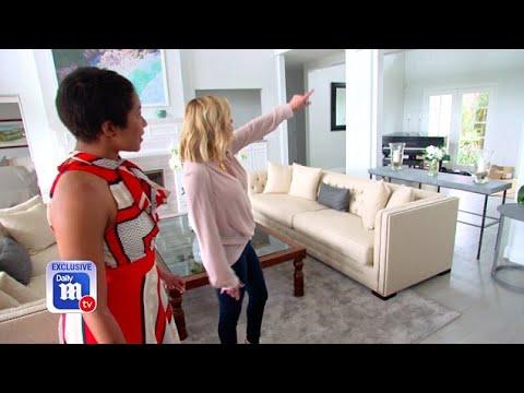 Ramona Singer shows off newly renovated Hamptons home - DailyMailTV