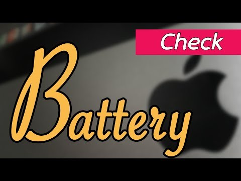 Check battery health on your iPhone
