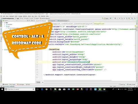 How to Build Your First Hello World Android Application with Android Studio 3.0