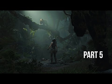 Shadow of the Tomb Raider Part 5