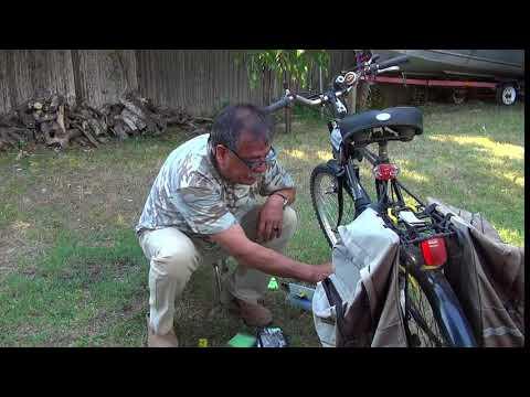 Prepper's Two Wheel Vehicle