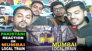 Pakistani Reacts On | Mumbai Local Train | कैसे चलती हे मुंबई लोकल समय के समयपर