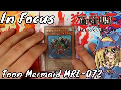 In Focus - Yugioh - Toon Mermaid MRL - 072