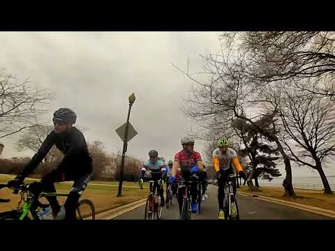 Cycling Group Ride - 45 minute Workout