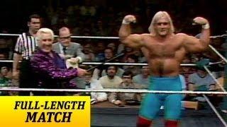 Hulk Hogan S Wwe Debut