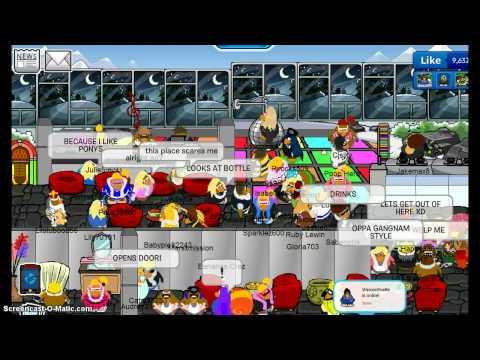 Club Penguin-Awesome Iggy