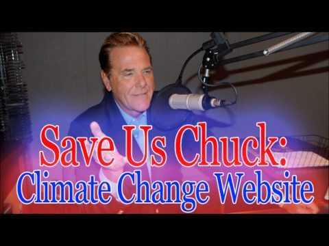 Save Us Chuck - Climate Change Website