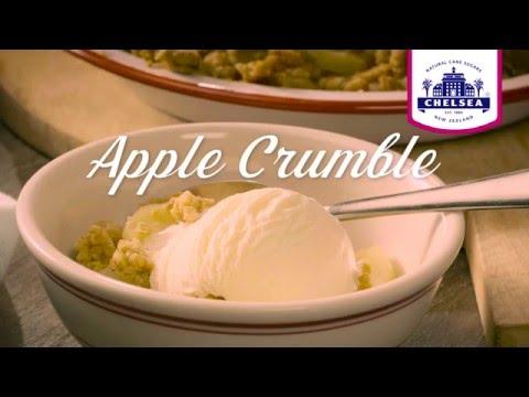 Chelsea Sugar Apple Crumble