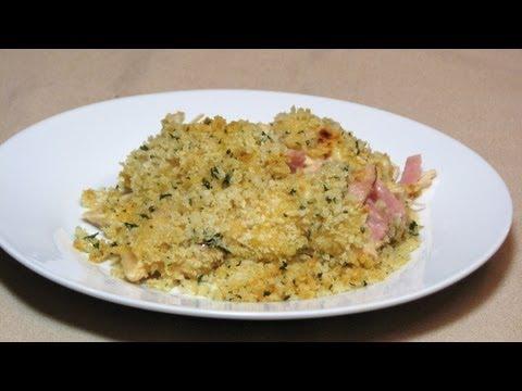 Chicken Cordon Bleu Casserole -- Lynn's Recipes