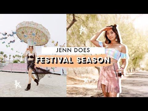 Desert Diaries | Jenn Does Music Festival Season
