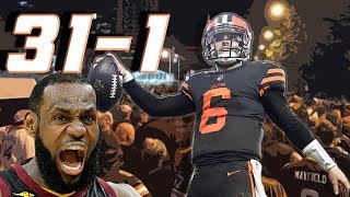 LeBron James REACTS To Cleveland's 1st Win In 635 Days! City SHUTS DOWN As Fans LOSE THEIR MINDS!