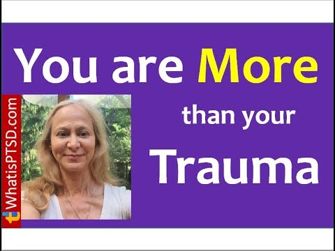 You are More! | Cocooning after Trauma