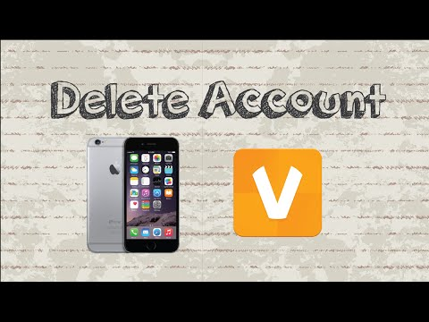 How to delete ooVoo account | Mobile App (Android & Iphone)