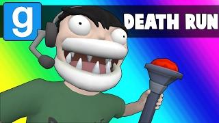 Gmod Deathrun Funny Moments - Nogla