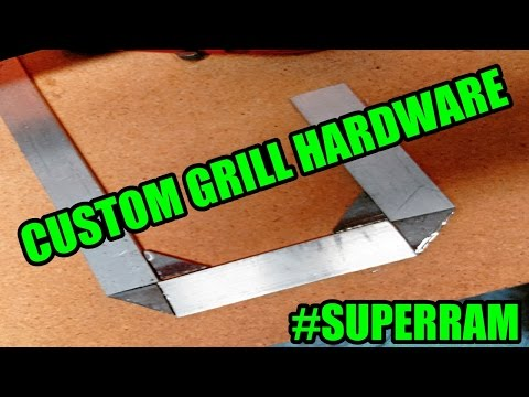 BUILDING CUSTOM TRUCK GRILL HARDWARE | #SuperRam | Garage Edition S2 Ep. 23