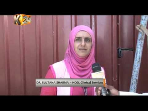 Mombasa residents treated to a free cancer screening
