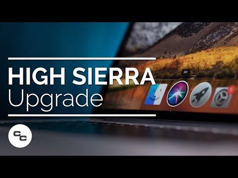 macOS High Sierra Upgrade - Krazy Ken's Tech Misadventures