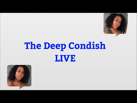 THE DEEP CONDISH *LIVE*🔴