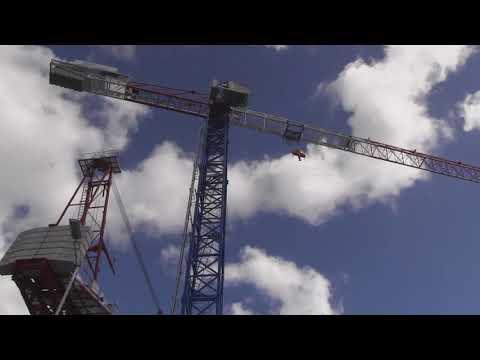 Intermat 2018: Raimondi Debuts MRT234 Tower Crane at Intermat 2018