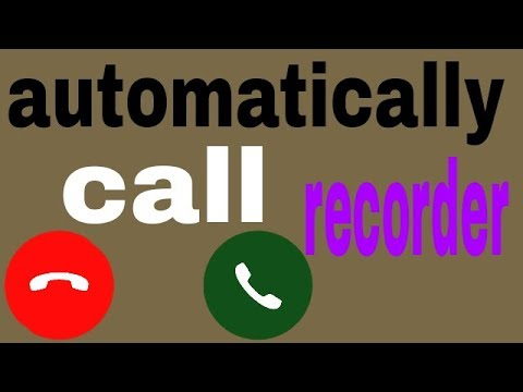 how to call record on your Android mobile
