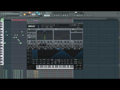 How to Make a Vocal Synth   Serum