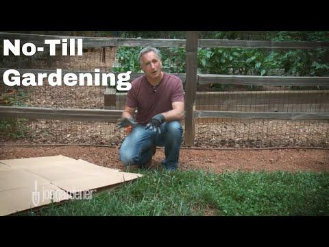 How to Make a No-Till Garden