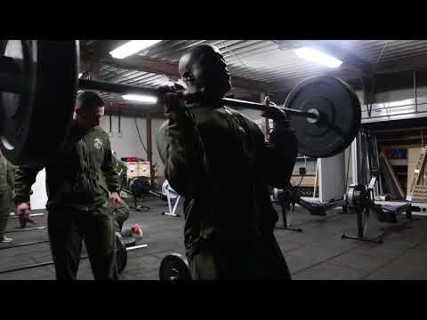 Commanding Generals train with Iwakuni Marines