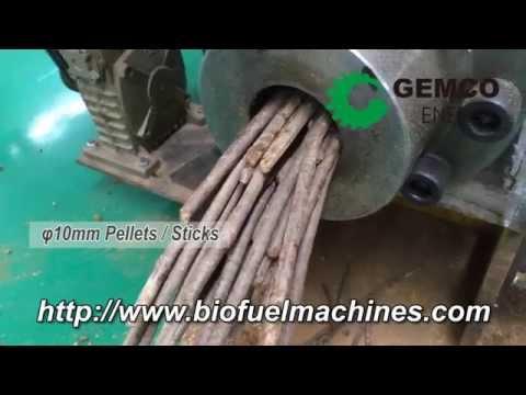 Buy one biomass briquette maker , get one pellet maker! Free