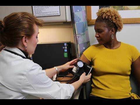 Measuring Blood Pressure in the Clinic Setting