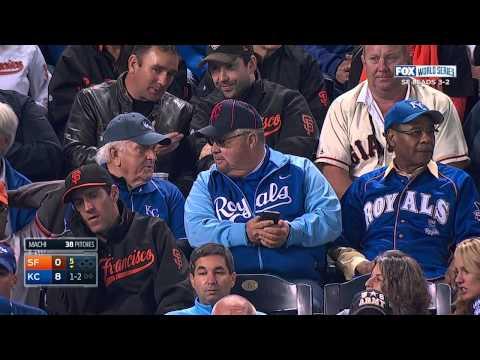 World Series G6: Giants vs. Royals [Full Game HD]