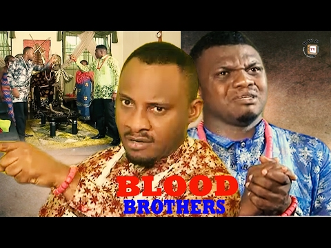 Blood Brothers Season 2 - 2017 Latest Nigerian Nollywood Movie    Cover