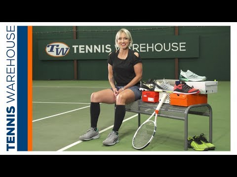 Bethanie Mattek-Sands Playtesting Tennis Shoes