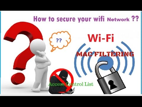 How to Secure TP-Link Router  with Access Control List || Curious Abeey