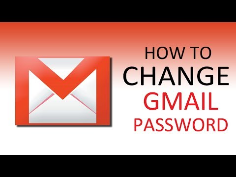 How To Change Your Gmail Password 2014